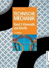 Kinematik und Kinetik: Ausgabe 13