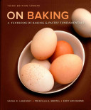 On Baking (Update) Plus Myculinarylab with Pearson Etext -- Access Card Package