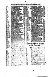 Tres evangelicae veritatis homiliarum centuriae