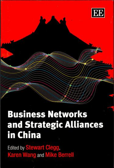 Business Networks and Strategic Alliances in China PDF