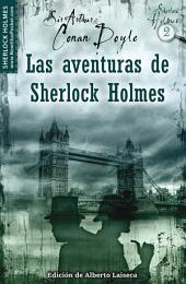 Las aventuras de Sherlock Holmes: Las aventuras de Sherlock Holmes