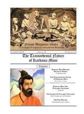 NBS#28: The Transcendental Nature of Kardama Muni