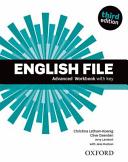 English File: Advanced: Workbook with Key