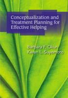Conceptualization and Treatment Planning for Effective Helping PDF