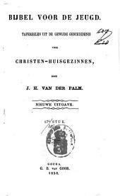 Bijbel voor de jeugd: tafereelen uit de gewijde geschiedenis voor christen-huisgezinnen, Volume 5