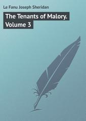 The Tenants of Malory: Volume 3
