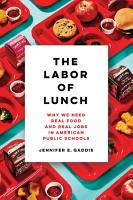 The Labor of Lunch PDF