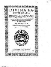 Ad exhibendum: praesidibus ... Marsilio Koch, & Henrico Wißveldt ... ad subsequentes theses actionis ... respondebit ... Wenceslaus a Bodenbergh, cognomento Kessell