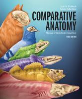 Comparative Anatomy PDF