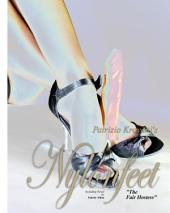 "Nylonfeet - Fine Art Photography: Including novel ""The Fair Hostess"" by Valerie Nilon"