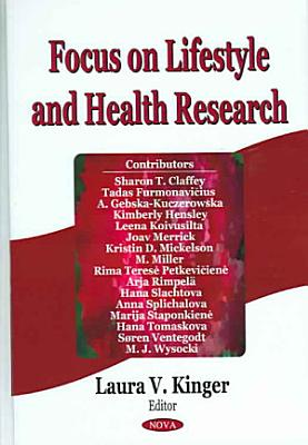 Focus on Lifestyle and Health Research PDF