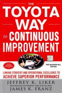 Toyota Way To Continuous Improvement PDF