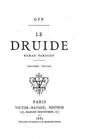 Le druide: roman parisien
