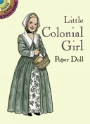 Little Colonial Girl Paper Doll PDF