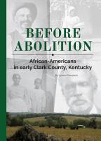 Before Abolition PDF