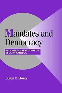 Mandates and Democracy PDF