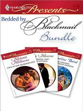 Bedded By Blackmail Bundle: Back in Her Husband's Bed\Wedding Vow of Revenge\The Italian's Blackmailed Mistress