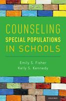 Counseling Special Populations in Schools PDF