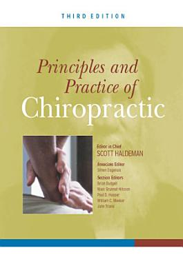 Principles and Practice of Chiropractic  Third Edition PDF