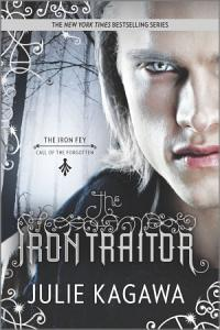 The Iron Traitor Book