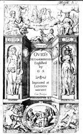 Ovid's Metamorphosis