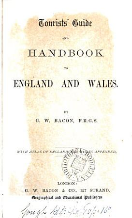 Tourists  guide and handbook to England and Wales PDF