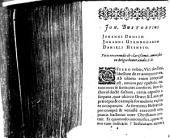 Appendix Epistolarum Aliquot Insignium Et Eruditarum R. Majemonidis, R. Davidis Kimchii, R. Nachmanidis, R. Bechai, R. Samuelis Aben Tybbon ...