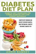 Diabetes Diet Plan Book