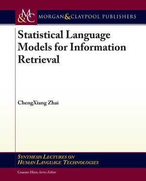 Statistical Language Models for Information Retrieval PDF