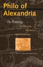 Philo of Alexandria On Planting