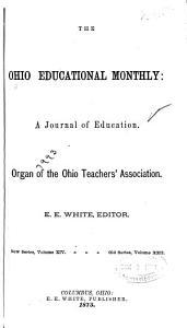 The Ohio Educational Monthly PDF