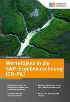 Wertefl  sse in die SAP Ergebnisrechnung  CO PA  PDF