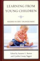 Learning from Young Children PDF