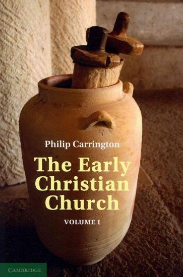 The Early Christian Church  Volume 1  The First Christian Church PDF