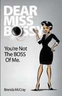 Dear Miss Bossy, 1