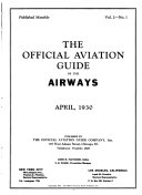Download The Official Guide of the Airways     Book