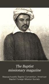 The Baptist Missionary Magazine: Volumes 15-16