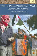 The Israeli Palestinian War