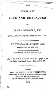 The exemplary life and character of James Bonnell
