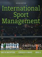 International Sport Management PDF