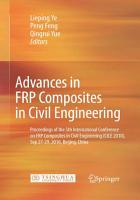 Advances in FRP Composites in Civil Engineering PDF
