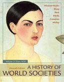 A History of World Societies  Volume 2