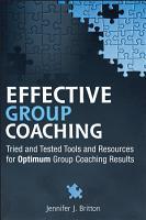 Effective Group Coaching PDF