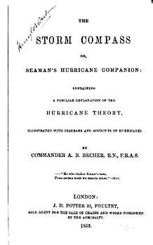 The Storm Compass  Or  Seaman s Hurricane Companion PDF