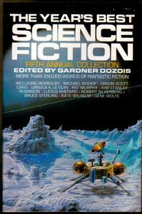 The Year s Best Science Fiction  Fifth Annual Collection PDF