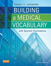 Building a Medical Vocabulary - E-Book: with Spanish Translations, Edition 8