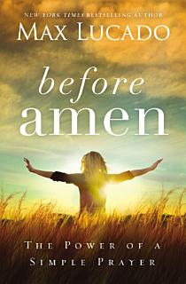 Before Amen Book