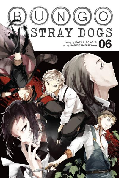 Download Bungo Stray Dogs Book