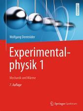Experimentalphysik 1: Mechanik und Wärme, Ausgabe 7