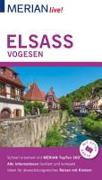 MERIAN live  Reisef  hrer Elsass Vogesen PDF